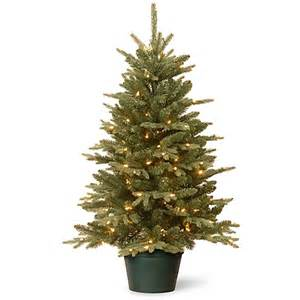 national tree 3 foot everyday collections pre lit