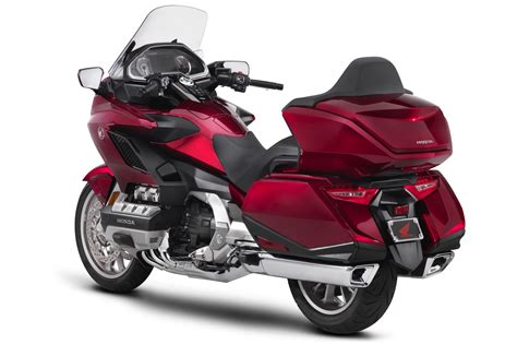 New Honda Goldwing by All New Honda Gold Wing Revealed