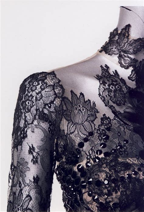 black lace tattoo valentino lace 183 a white carousel strangely enough
