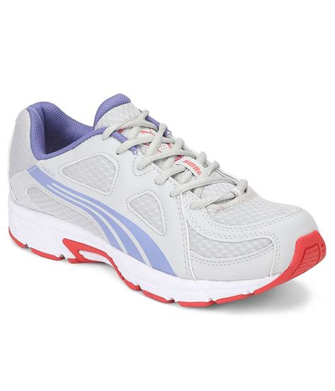 axis v3 grey sports shoes