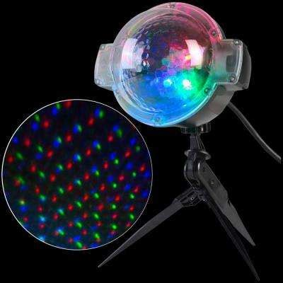 applights led projection snowflurry 49 programs stake light light projectors spotlights outdoor