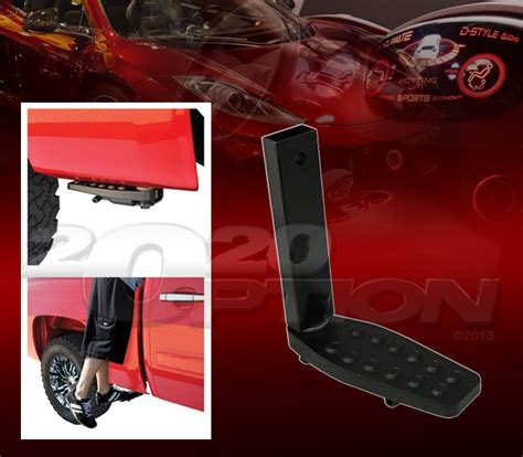 truck bed steps bully truck bed side step for chevy gmc dodge ford f150
