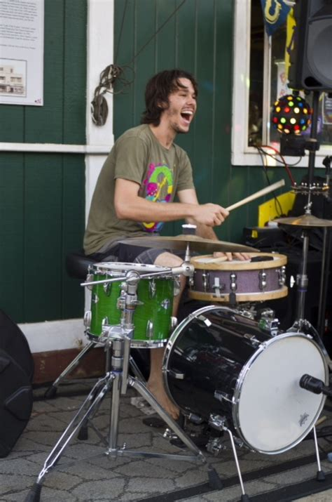 tutorial drum punk chris white root hamster kauai musician singer