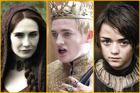 game of thrones young actor game of thrones actors when they were young part ii