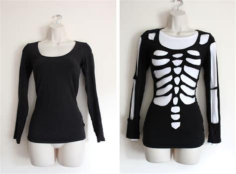 diy skeleton diy scary skeleton costume cassiefairy my