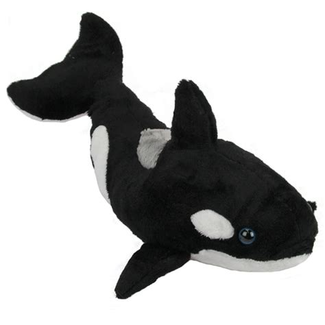killer whale stuffed stuffed orca 15 inch plush killer whale by