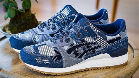 Asics Gell Lyte Iii Premium Original Sepatu Asic Sepatu Cowok 1 asics gel lyte iii ranru pack blue hn7t0 4958 the sole supplier