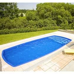 quanto costa piscine interrate vetroresina piscina interrata in vetroresina 7 50 x 3 50 h 1