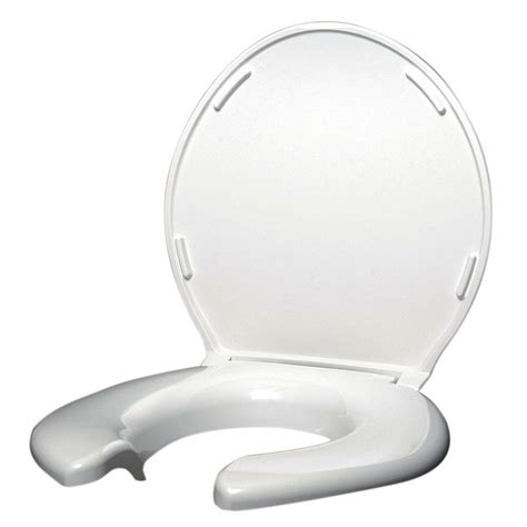 open front toilet seat big elongated open front toilet seat with cover in