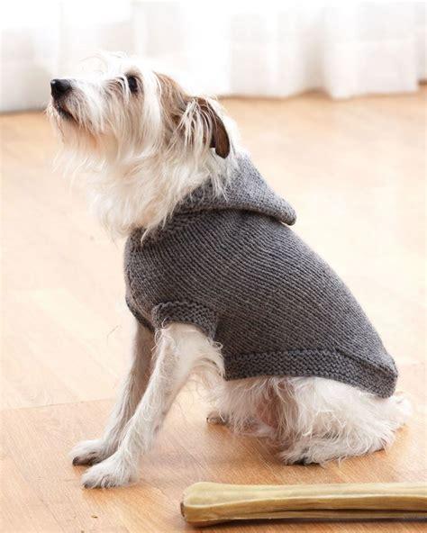 knitting pattern dog sweater large sparky s favorite knit sweater allfreeknitting com