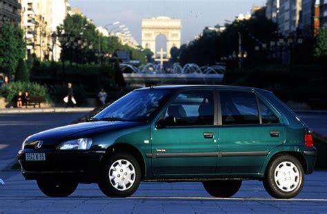peugeot green peugeot 106 green 1 4 1997 parts specs