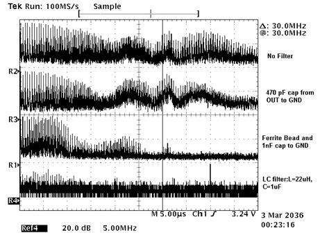 ferrite bead capacitor filter filterless class d simplifies audio lifier design ee