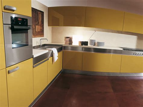 cabinets kitchen design yellow kitchens