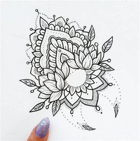 etsy tattoo designs 25 best ideas about ornamental on