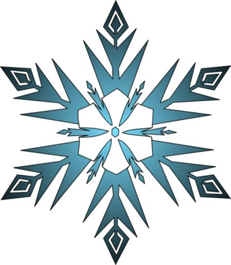 winter pattern png this is the signature snowflake from one of the main