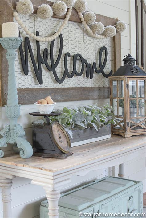 Welcome Home Decor by Welcome To Our Home Entry On A Budget Start At Home Decor