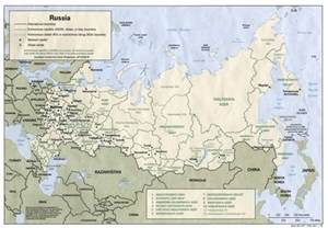 nationmaster maps of russia 44 in total