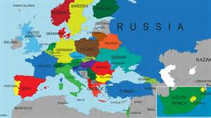 Countries In Europe Map by Optimus 5 Search Image Eu Countries List 2013