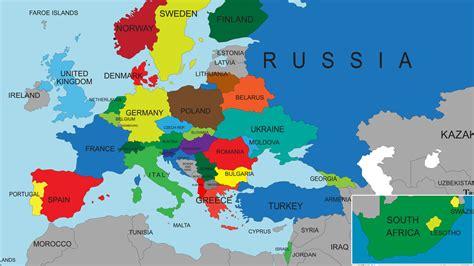 ehf map