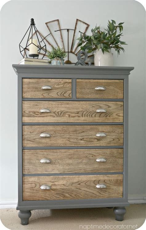 Grey Wood Dresser by 25 Best Ideas About Grey Painted Furniture On