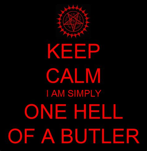 Keep Calm Black keep calm black butler by dancingblackr on deviantart