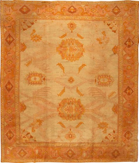 Antique Oushak Rugs For Sale by Antique Oushak Turkish Rug 2708 For Sale Antiques