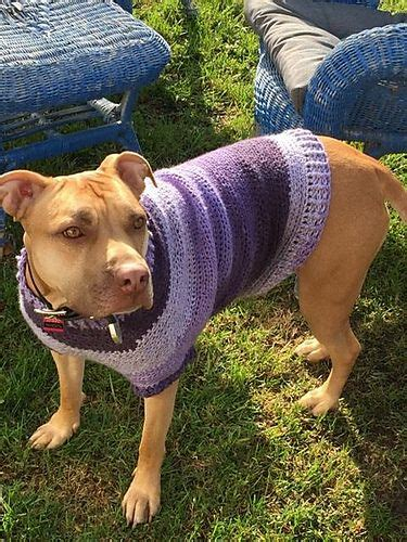 pattern for dog jersey large dog sweater pattern by megan unay large dog