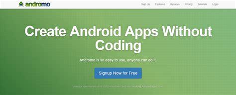 membuat aplikasi android tanpa coding dengan app inventor 5 rekomendasi software untuk membuat aplikasi android