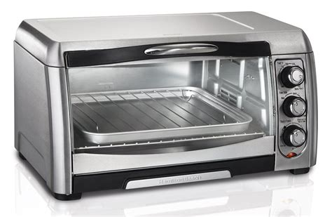 Toaster Oven With Auto Slide Out Rack Hamilton Beach 31333 Review Should You Buy