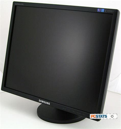 Monitor Samsung Syncmaster 943 samsung syncmaster 943b 19 inch lcd display review