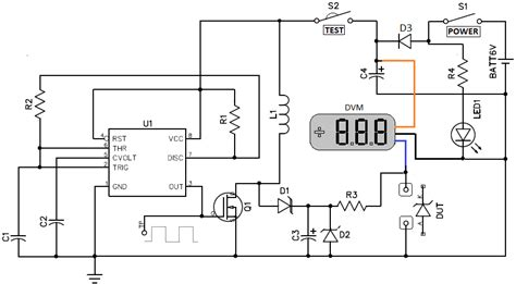 application of zener diode with circuit diagram zener diode tester circuit