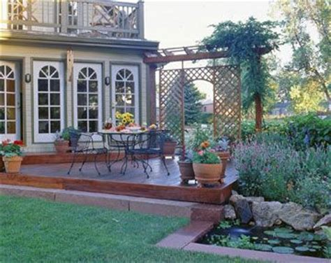 backyard privacy solutions privacy solutions for your deck