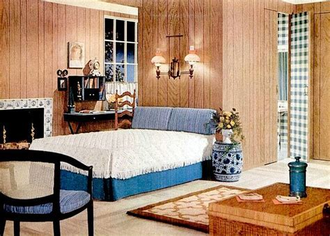 60s bedroom bedroom 1960 1960 s bed and bath pinterest