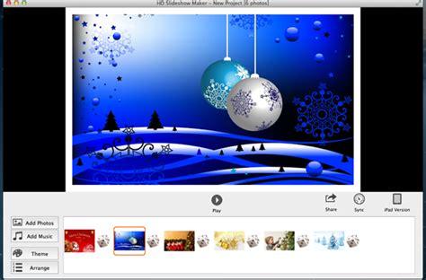 photo slideshow creator make hd photo slideshow with mac slideshow maker slideshow software