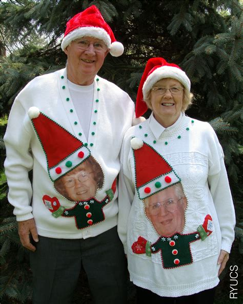Matching Jumpers For Couples Web Sweater