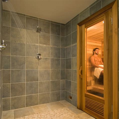 sauna dusche a sauna in the shower perfection home