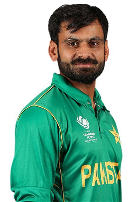 mohammad hafeez biography mohammad hafeez cricket com au