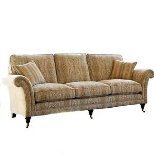 Alexander James Sofas Parker Knoll Burghley Grand Sofa Leather Sofas Cookes