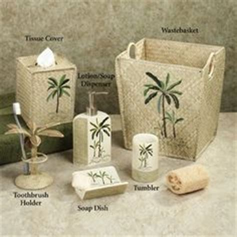 palm tree bathroom sets palm tree tropical metal wall hook rack bathrooms decor