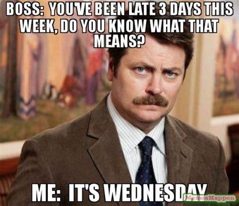 Wednesday Funny Meme - best 25 wednesday work meme ideas on pinterest monday