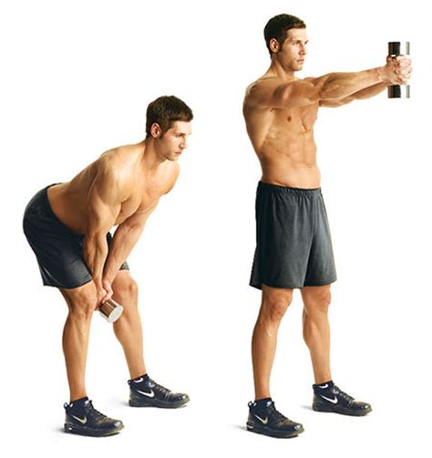 dumbbell swing workout exercises you don t do but damn well should urbasm