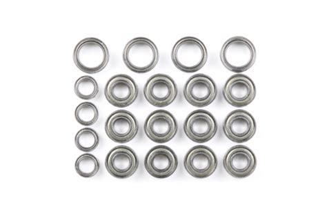 tamiya america item 54025 rc tt01 type e bearing set