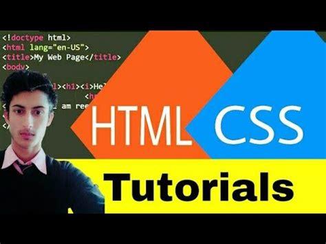 basic html css layout tutorial basic html css layout tutorial header article nav