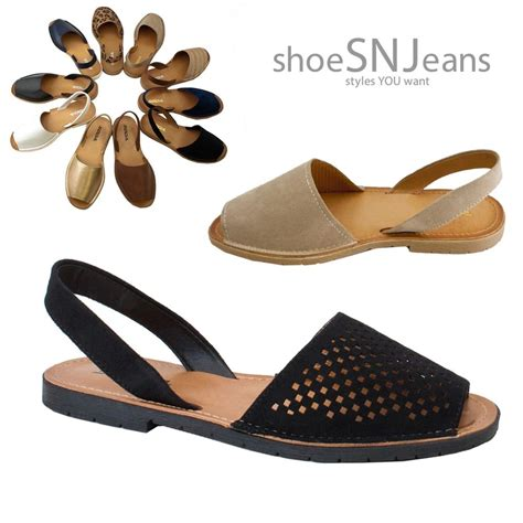flat peep toe sandals new espadrilles slingback design flat heel sandal