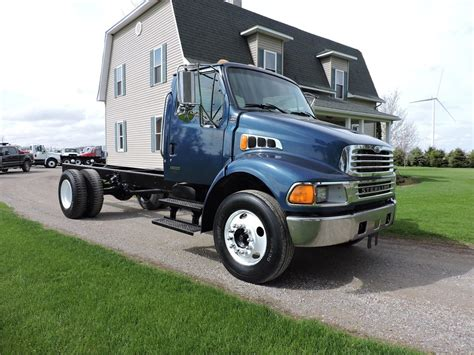truck in michigan sterling trucks in michigan for sale used trucks on