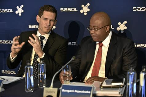 what happened to freddy maugatai weekly entertainment not much joy for sasol inzalo investors