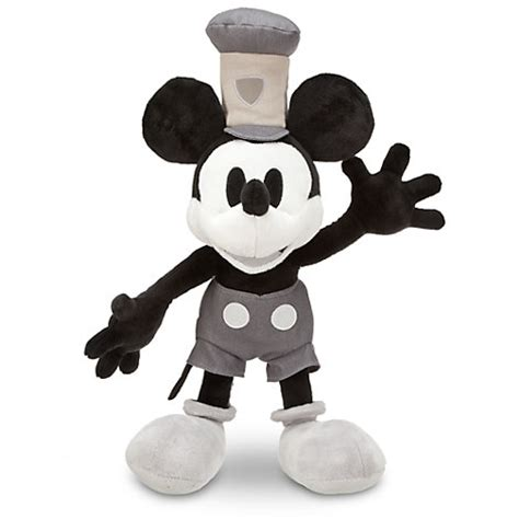 steamboat willie plush steamboat willie mickey mouse plush 17 quot disney licensed