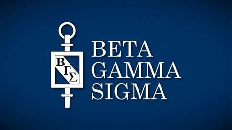 Georgetown Mba Price by Beta Gamma Sigma Chapter Receives Highest Honors
