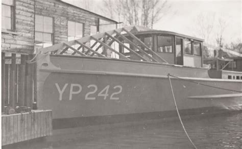 hutchinson boat builders a great exle of the quot re tooling quot of america for the war