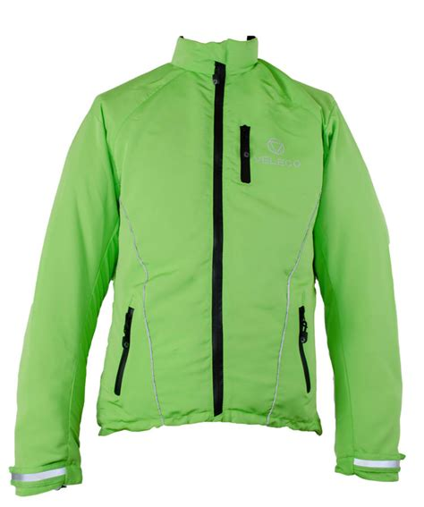 green cycling jacket veleco re cycle softshell cycling jacket lime green